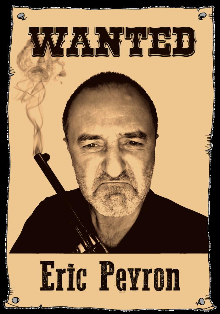 Wanted Eric Peyron
